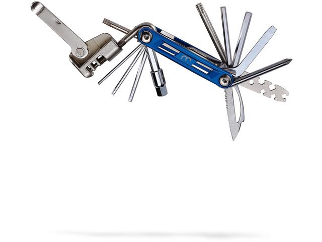 BBB PrimeFold XL Attrezzo, blue/silver